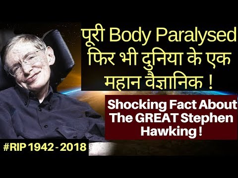 Facts about Stephen Hawking | Stephen Hawking Death| Scientist | Black Hole | Universe | Cosmology