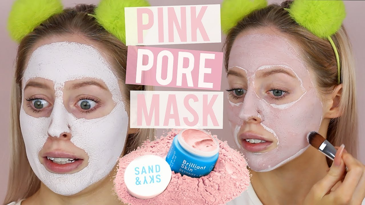 4b916faa9da57 Sand And Sky Pore Minimising Australian Pink Clay Mask Review ...