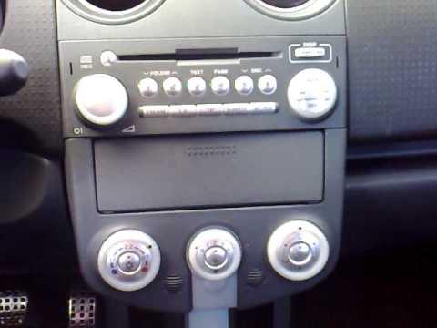 Mitsubishi Colt Cz3 Czt Ausbau Der Mittelkonsole Teil