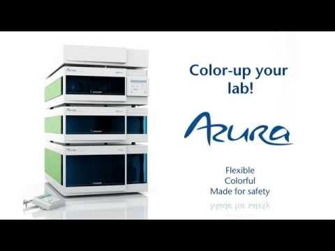 AZURA HPLC systems by KNAUER