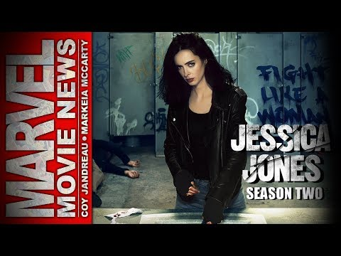 Jessica Jones Premiere, Black Panther Over $1B, Infinity War Pics & More!   Marvel Movie News Ep 171