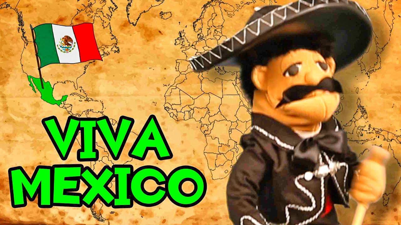 Un viaje por México, un hermoso país - La Vuelta al Mundo - Canciones Infantiles