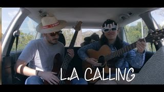 LA Calling - Crystal Fighters (cover Sarai & Enric)