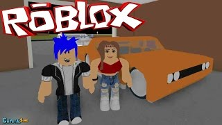 MI PRIMER COCHE! | ROCITIZENS ROBLOX | CRYSTALSIMS