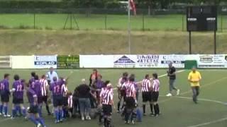 Partido Veteranos Athletic - Selección del Txorierri (15 de Mayo de 2011)