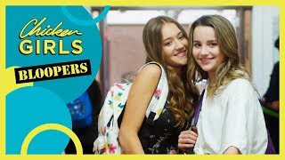 CHICKEN GIRLS | Season 4 | Bloopers