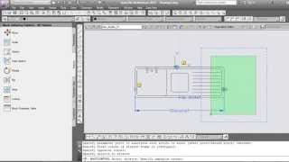 Autocad: Dynamic Blocks Tutorial