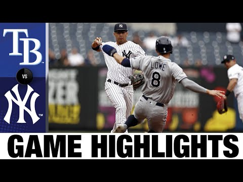 Rays vs. Yankees Game Highlights (6/3/21) | MLB Highlights