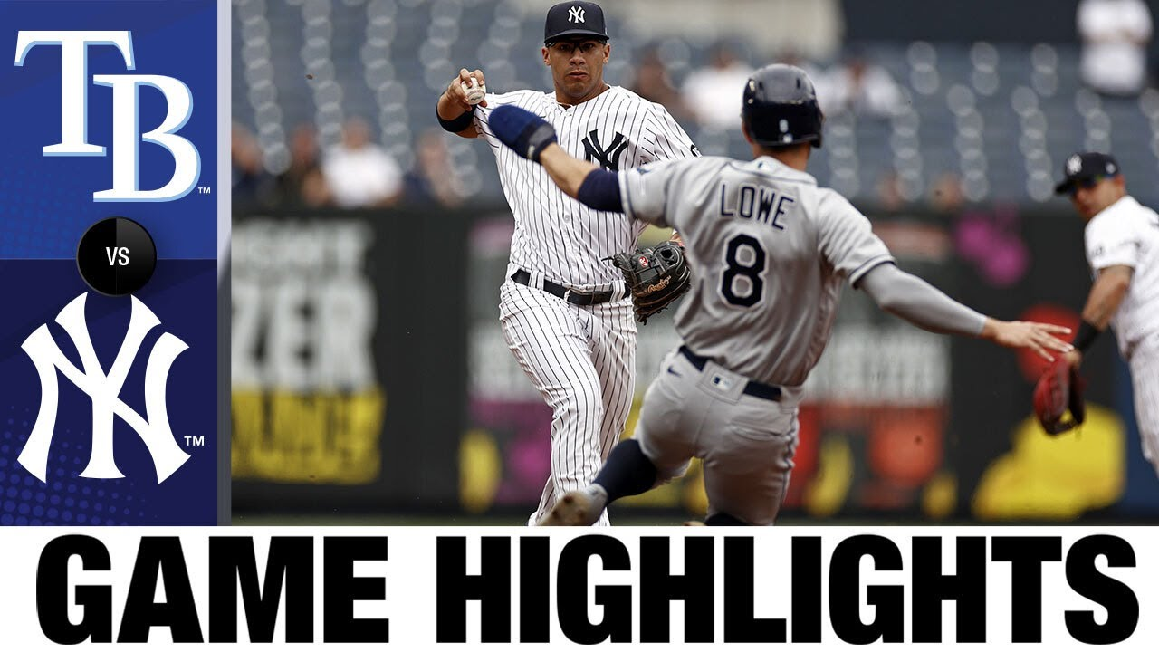 Download Rays vs. Yankees Game Highlights (6/3/21)   MLB Highlights