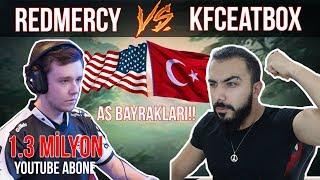 Amerikalı Ünlü Youtuber vs KFCEATBOX -Büyük Karşılaşma! | Lol Pit