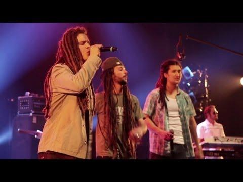 BROUSSAÏ feat DANAKIL - Le Cours de l'Histoire - Live Gap 2011