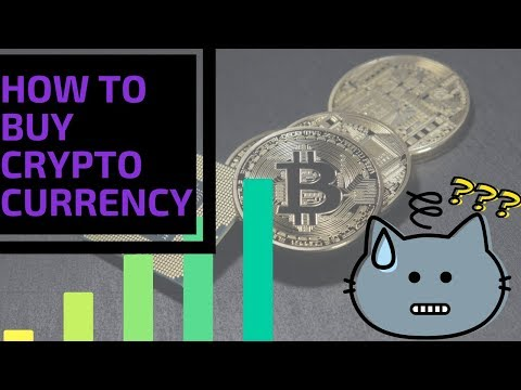 HOW TO BUY CRYPTO CURRENCY...GREAT IN DEPTH TUTORIAL FOR BEGINNERS