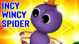 Incy Wincy Ragno   Rima Per Bambini   Bambini Canzoni   Incy Wincy Spider Song   Baby Box Italy