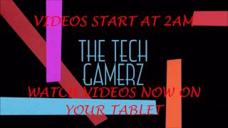 TTG [The Tech Gamerz] - Continuity on BBC Two - 01.03.2017 - 1-10
