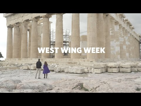 "West Wing Week 11/18/16 or, ""Our Place In The World"""
