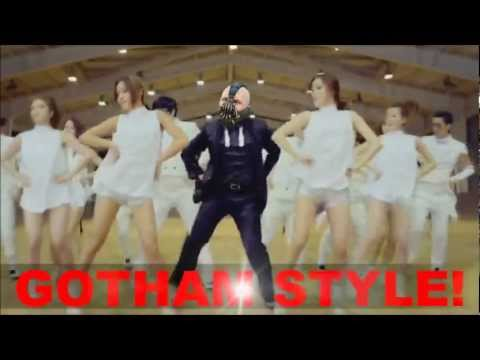 NYCC Gangnam Style - Joker GOTHAM STYLE! BATMAN PARODY