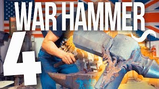GENDRY'S WAR HAMMER: GAME OF THRONES: PART 4 - Making the Stags