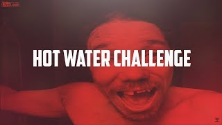 HOT WATER CHALLENGE IN ROMANIA