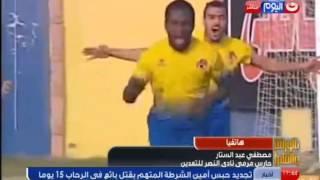 X#Xبالورقة_والقلمX | شاهد فرحة كابتن حمادة ناصر بعد صعود نادية للدورى الممتاز ويفجر مفاجأة