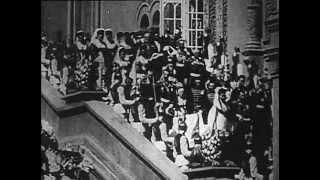 1896 год. Коронация Николая II