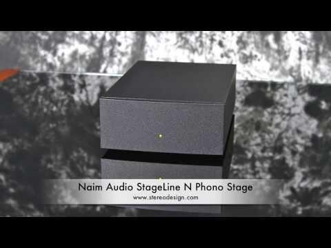 Stereo Design Naim Audio StageLine N Phono Stage