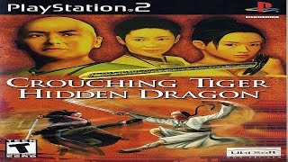 [Quick Look] Crouching Tiger, Hidden Dragon [2003] - Playstation 2 HD