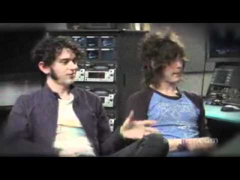 MGMT AOL Interface (interview)