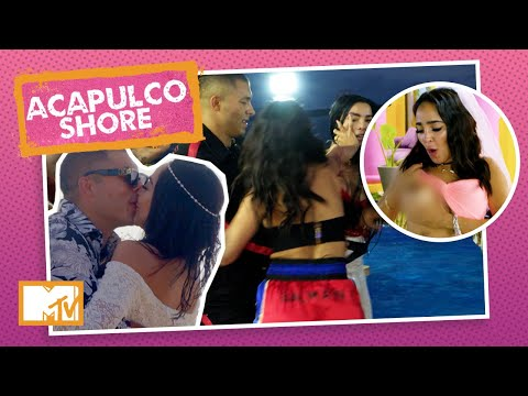 TRETAS, BARRACOS e BRUXARIA: Os melhores momentos da Mane   MTV Acapulco Shore T7 indir