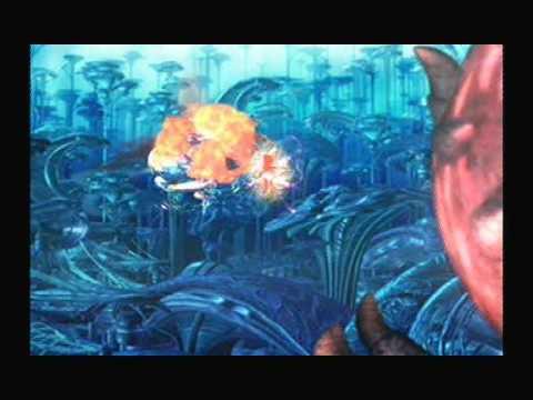 Final Fantasy 9 Kuja Destroys Terra YouTube