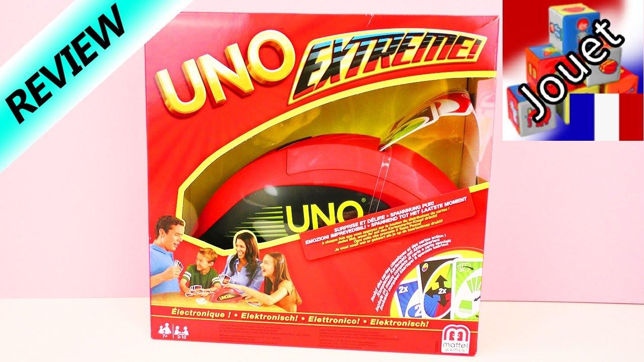 Top Instructions pour le UNO: Super jeu de cartes avec un distributeur  FK33