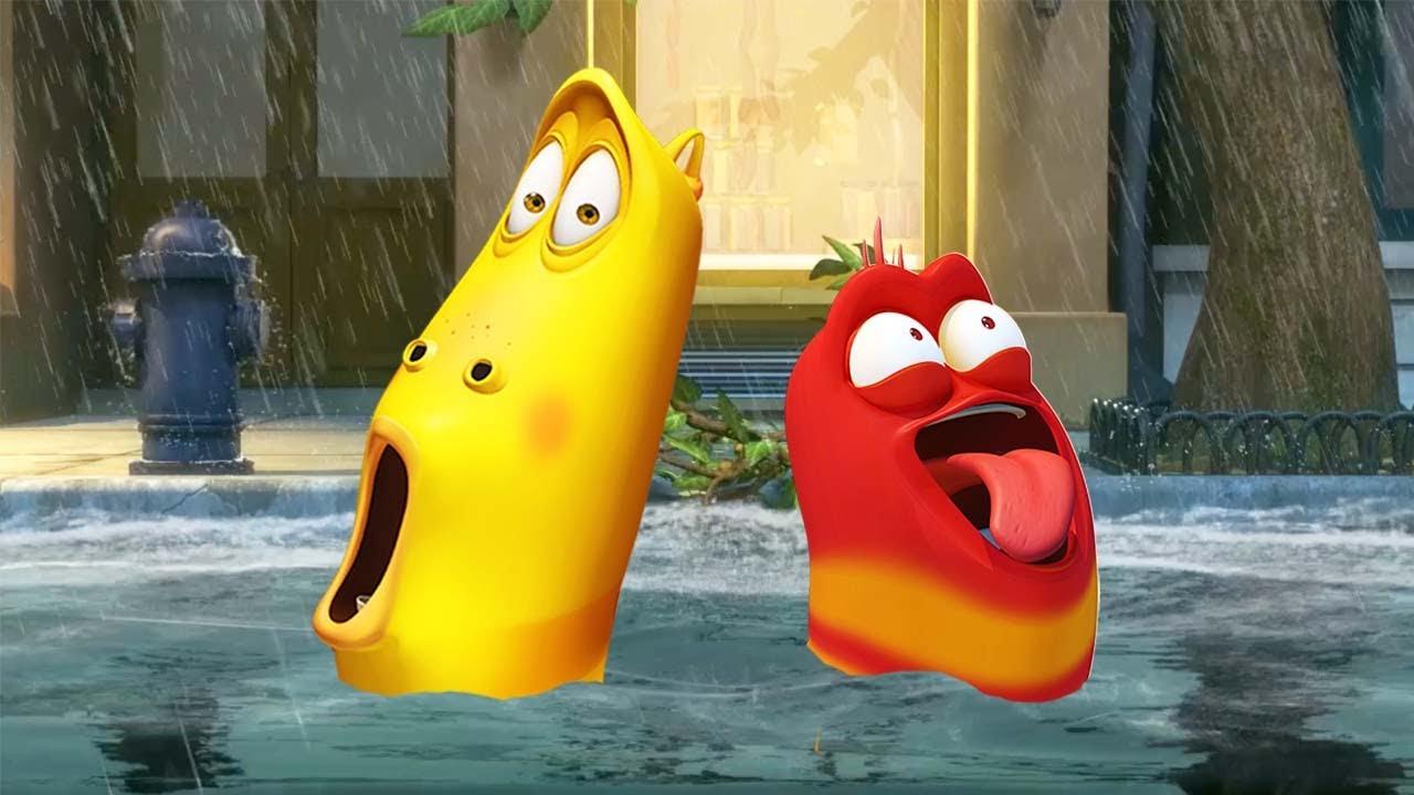 Lost Down the Stream   Larva   Cartoons for Kids   WildBrain Kids