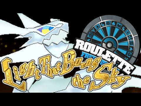 PLUS ULTRA! First Ultra Sun and Ultra Moon Roulette Free For All!