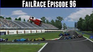 Failrace Episode 96 Formula 1 Cars Go To Space