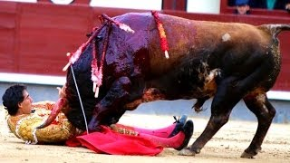 Matadors Gruesomely Injured at Bullfight (NSFW PHOTOS, VIDEO)
