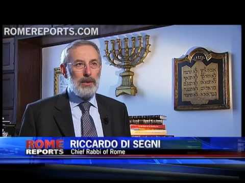 A Look inside the Great Synagogue of Rome