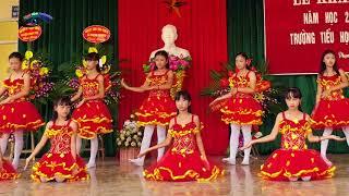 Múa Vui Đến Trường - Lễ Khai Giảng năm học 2017-2018