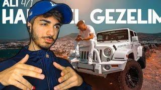 DIESER SONG IST... Ali471 - Hadi Gel Gezelim (Official Video) - Reaction.mp3