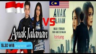 Video Anak Jalanan - Inilah perbedaan opening sinetron anak jalanan diMalaysia dan Indonesia download MP3, 3GP, MP4, WEBM, AVI, FLV Agustus 2017