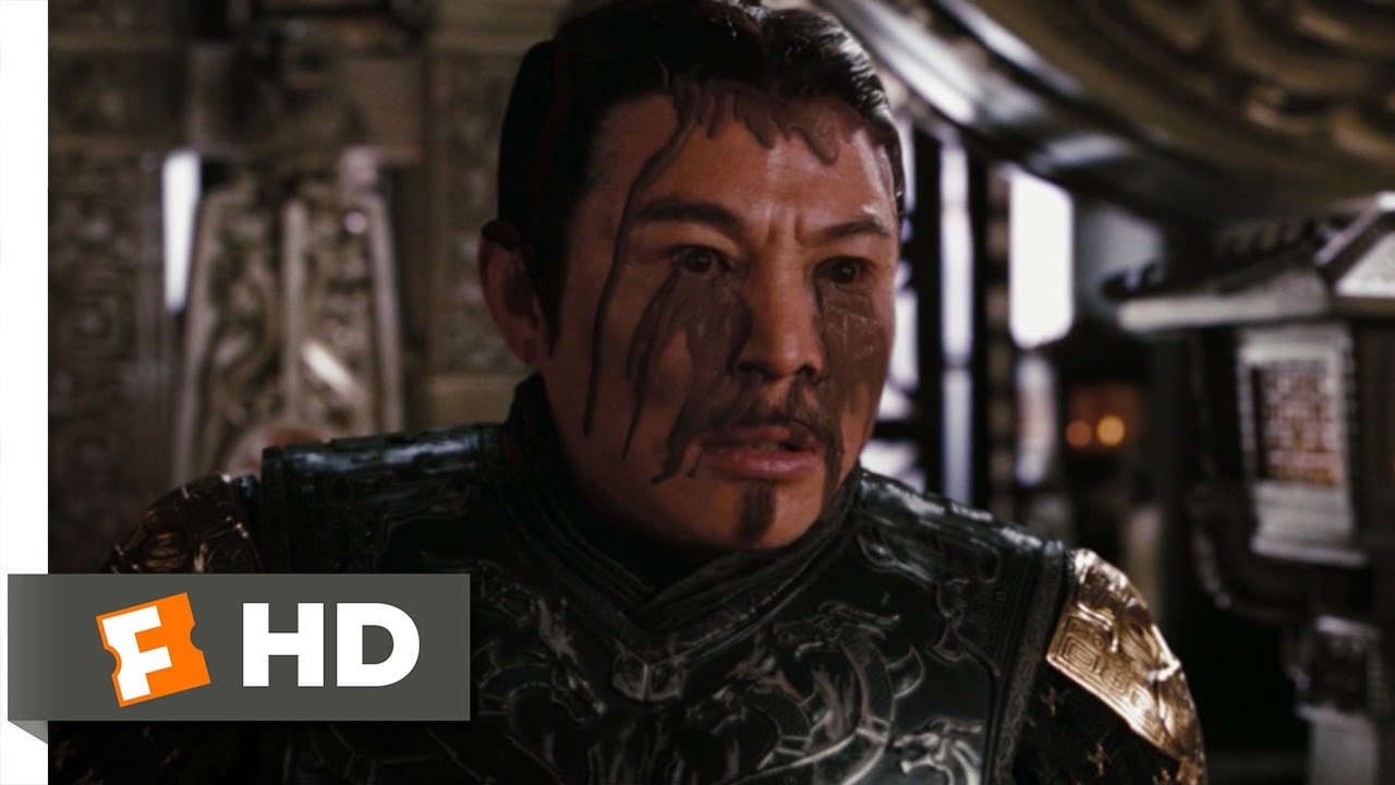 The Mummy Tomb Of The Dragon Emperor 1 10 Movie Clip The Curse Of The Dragon Emperor 2008 Hd Youtube