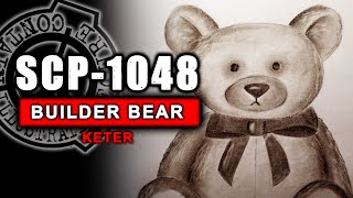 SCP-1048 illustrated (Builder Bear)