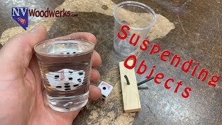 🔴Replay: Suspending Objects in Casting Resin | Episode 12