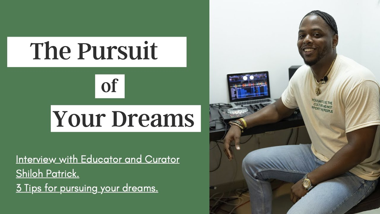 Educators with Talent. The Pursuit of Your Dreams w/ Souloworldwide.