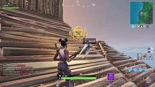 Fortnite Battle Royale - Season 8 Week 7 Discovery Challenges Secret Battlestar Location Guide