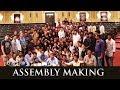 Making Of Bharat Ane Nenu Assembly | Mahesh Babu | Siva Koratala | Kiara Advani | DSP