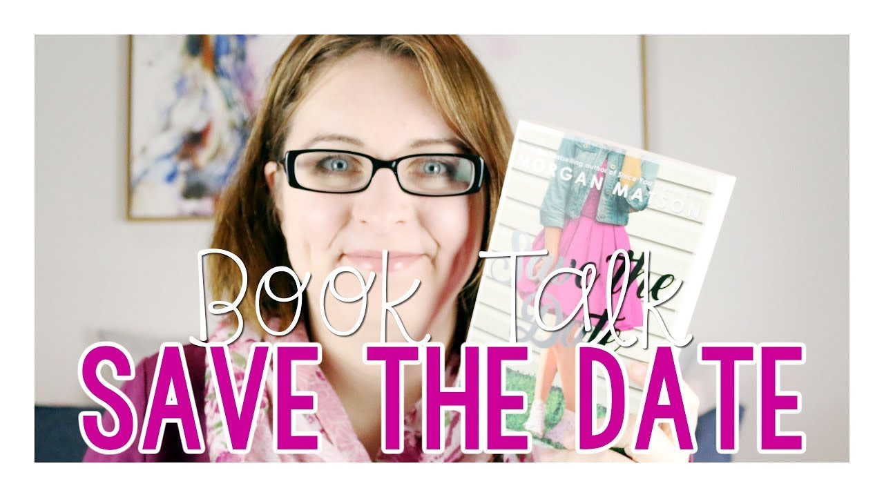 save the date book review plan with me layout youtube