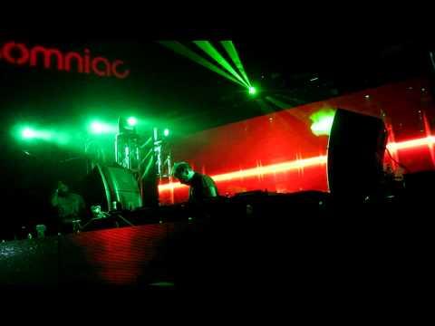 Benny Benassi - Jammin Remix (Live @ Exchange LA in Los Angeles, Ca 10.27.2012)