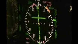 Cessna 340: flight Zurich - Milan (LIML) with night landing