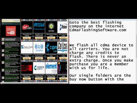 Beyond Mobile Flashing Software (CdmaFlashingSoftware.Com) TEXT (917) 397 0241