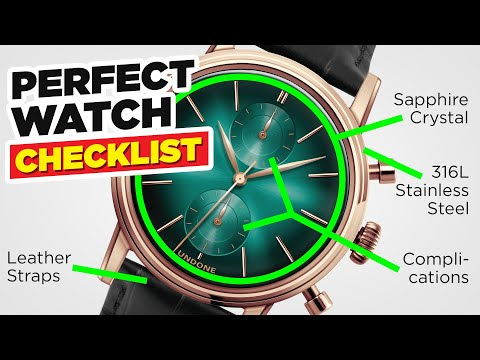 Buy The Perfect Watch For YOU (10 Biggest Newbie Mistakes!)