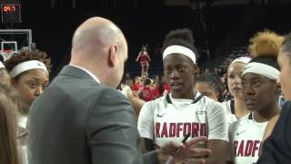 WBB Defeats GWU in Thriller, Moves on to BS Semis